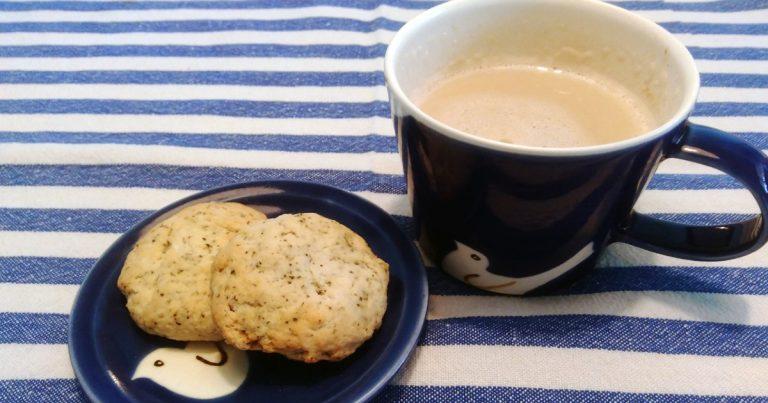 豆乳紅茶クッキー